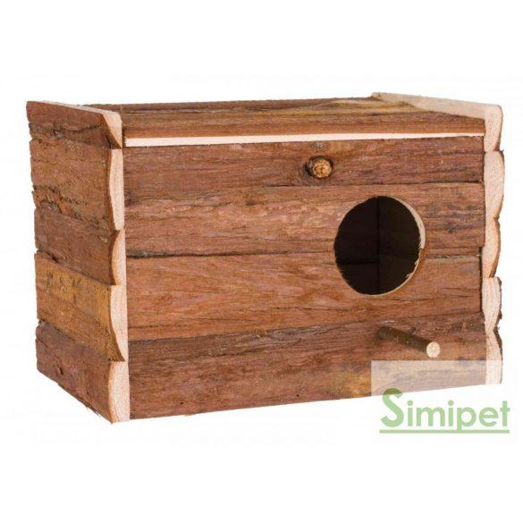 Trixie Natural Box - Fészkelő doboz nagypapagájok részére (30x20x20cm)