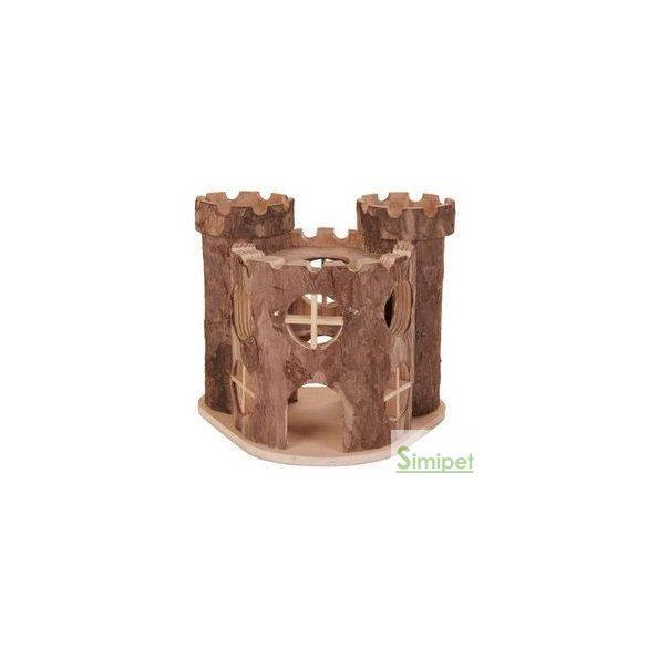 Trixie Matti Castle Ház - Fából készült odú (17x15x12cm)