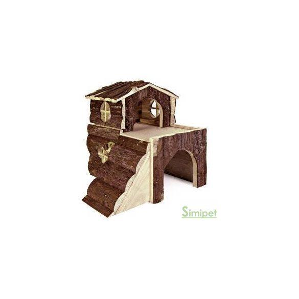 Trixie Bjork Ház - Fából készült odú egerek és hörcsögök részére (15x15x16cm)
