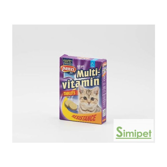Panzi Vitamin - Multivitamin macskák részére (100db)