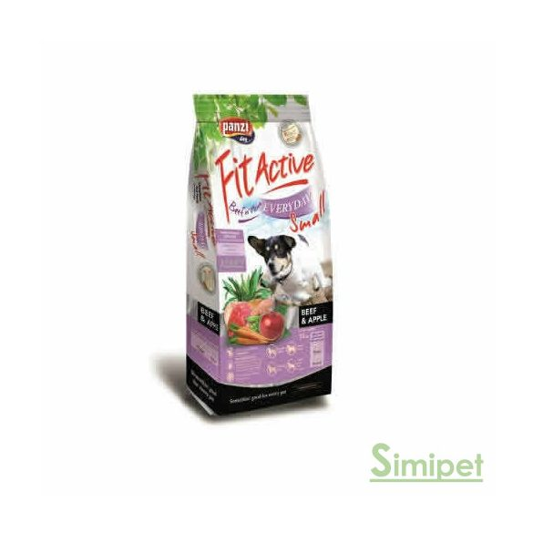 Panzi FitActive Everyday Small Adult 15 kg Beef&Apple