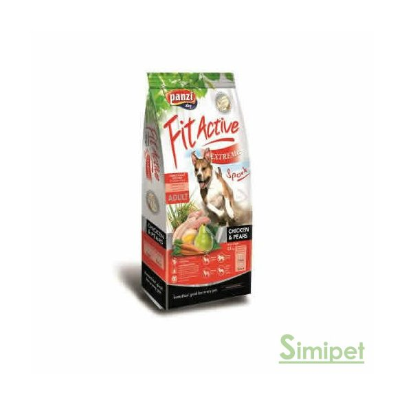 Panzi FitActive Extreme Sport 15 kg Chicken&Pears