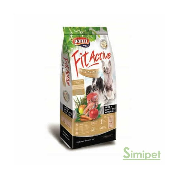 Panzi FitActive Maintenance 15 kg Light&Senior Lamb&Apple+Rice