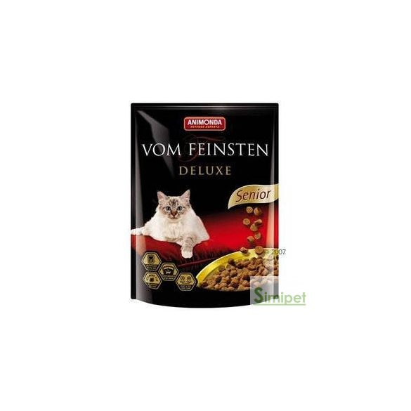 Animonda Vom Feinsten Deluxe Senior (baromfi) száraztáp - Idős macskák részére (250g)